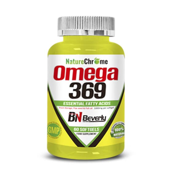OMEGA 369 - Beverly Nutrition - Protection cardiovasculaire