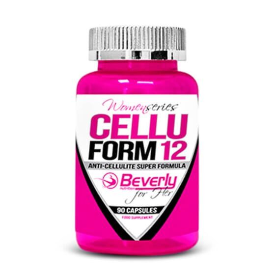 CELLU FORM 12 - Beverly Nutrition - Lutte contre la cellulite