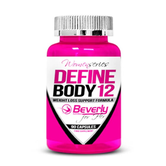 DEFINE BODY 12 - Beverly Nutrition - Favorise la combustion des graisses