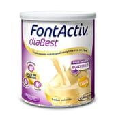 Fontactiv Diabest suplemento nutricional completo rico en fibra.