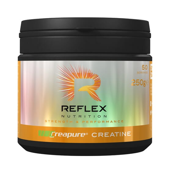 Creapure Creatine 250g da Reflex Nutrition