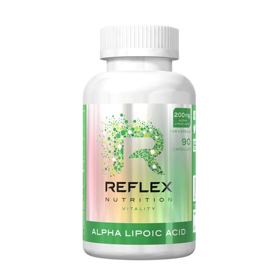 Alpha Lipoic Acid 90 Comp da Reflex Nutrition