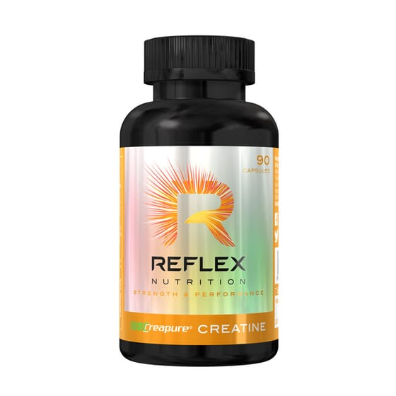Creapure Creatine 90 Caps de Reflex Nutrition