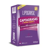 LIPOGRASIL CAPTEUR DE GRAISSES EXTRA FORT 180 Gélules