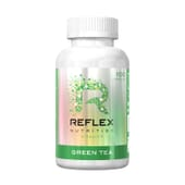 GREEN TEA EXTRACT (Extracto de Té Verde) 100 Caps - REFLEX NUTRITION