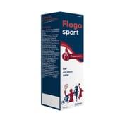 FlogoSport Preparación Gel Efecto Calor 100ml - Chiesi