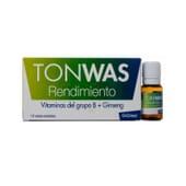 Tonwas Rendimiento - 10 Viales - Chiesi