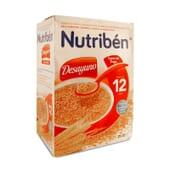 Pequeno-Almoço Flocos de Trigo está enriquecido com vitaminas e minerais.