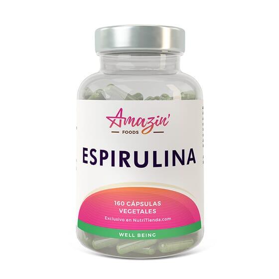 La Spiruline d'Amazin'Foods est une source de protéines qui fait partie des superaliments.