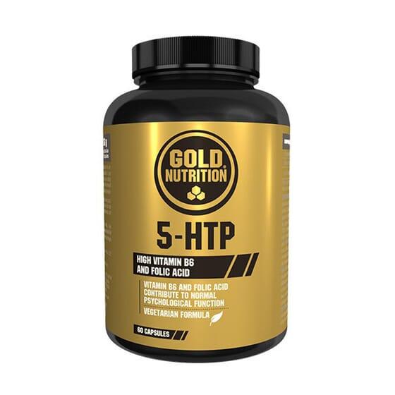 5-HTP de Gold Nutrition aide à contrôler l'appétit et à améliorer l'humeur.