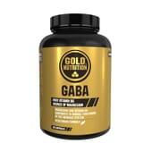 GABA de Goldnutrition favorece o normal funcionamento do sistema nervoso.