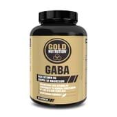 GABA - GOLD NUTRITION - ¡Reduce el cansancio y la fatiga!