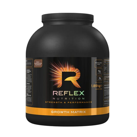 Growth Matrix 1,89 Kg da Reflex Nutrition