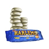 Harlems Rings Chocolate Blanco - Max Protein - ¡Date un capricho!