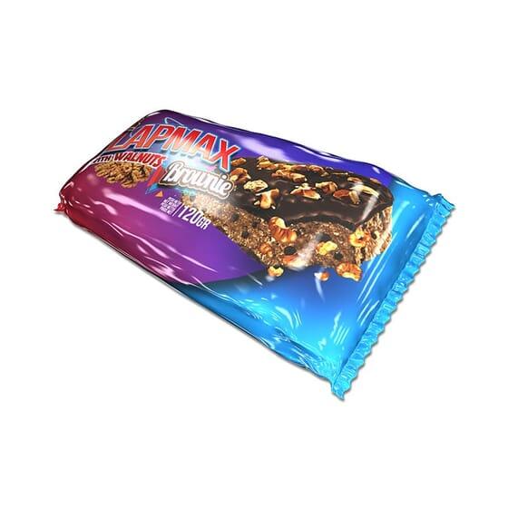 Flapmax Brownie 24 Barrette Da 120g di Max Protein