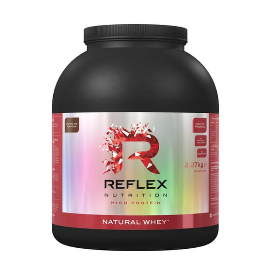 Natural Whey 2,27 Kg da Reflex Nutrition