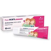 FLUOR KIN JUNIOR ANTI-CARIES GEL FRAISE 75 ml