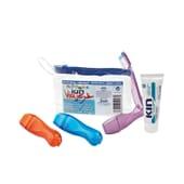 Kin Viaggio Spazzolino Da Denti + Dentifricio 1 Confezione di Kin