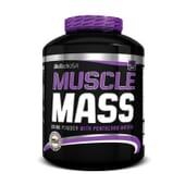 MUSCLE MASS 2270g da Biotech USA