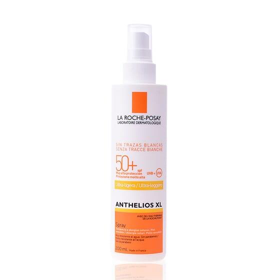 Anthelios XL Spray Ultra-Léger SPF50+ 200 ml - La Roche Posay