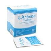 ARTELAC LINGETTES 20 unités de Bausch+Lomb