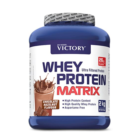 WHEY PROTEIN MATRIX 2000g de Victory