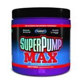 SUPERPUMP MAX 480g de Gaspari Nutrition