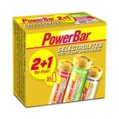 5 ELECTROLYTES  - PowerBar - ¡2 + 1 Gratis! ¡Con 5 minerales!
