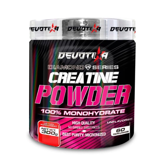 CREATINA POWDER 300g de Devotika