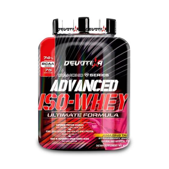 ADVANCED ISO-WHEY 2268 g de Devotika