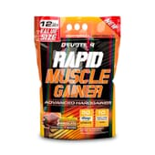 RAPID MUSCLE GAINER 5440g de Devotika
