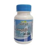 Complejo B 1 al Día 60 VCaps - Sotya - ¡Vitaminas del grupo B!