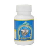 Memor Plus 60 Gélules - Sotya - Mémoire et concentration