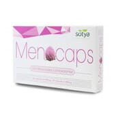 Menocaps 650mg 30 Caps - Sotya - Ideal para la menopausia