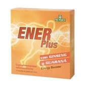 Energ Plus Ginseng y Guaraná 10 Ampollas 10ml - Sotya