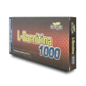 L-Carnitina 1000Mg 10 Frascos De 10 ml da Sotya