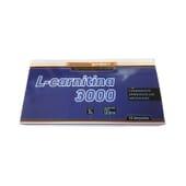 L-Carnitina 3000mg 10 Viales de 10ml - Sotya - Cómodo formato