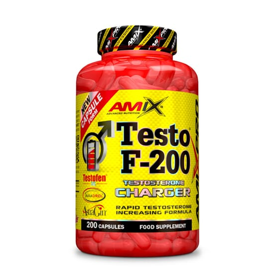 TESTO F-200 200 Caps de Amix Pro