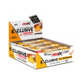 EXCLUSIVE 25 % PROTEIN BAR 24 barres de 40 g de Amix