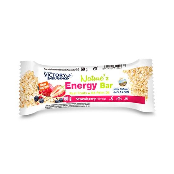 NATURE´S BARRA ENERGÉTICA 1 Barrita de 60g da Victory Endurance