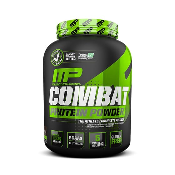 COMBAT PROTEIN POWDER 1814g da Muscle Pharm