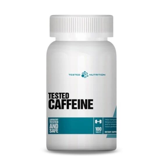 TESTED CAFEÍNA 100 Tabs de Tested Nutrition