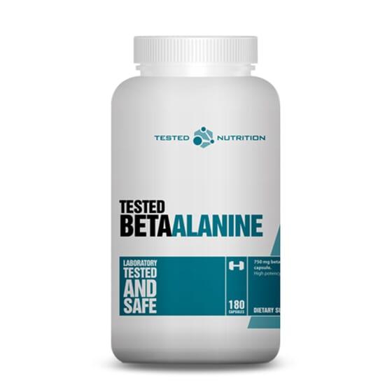 TESTED BETA ALANINA 180 Caps de Tested Nutrition