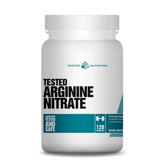 TESTED NITRATO DE ARGININA 120 Caps de Tested Nutrition