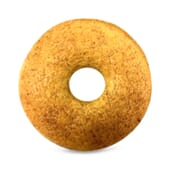 MR. YUMMY BAGEL ROSQUINHA COM CHOCOLATE 1 Bagel de 60g
