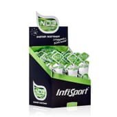 ND3 Cross Up 18 Gels de 50 g - Infisport - Gel intra-entraînement