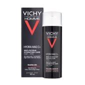 Vichy Homme Hidra Mag C + Tratamiento Hidratante Anti-Fatiga