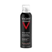 HOMME SENSI SHAVE ESPUMA DE AFEITAR 200ml de Vichy