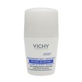 Vichy Desodorante 24H Sin Sales de Aluminio Roll-On - Tacto Seco
