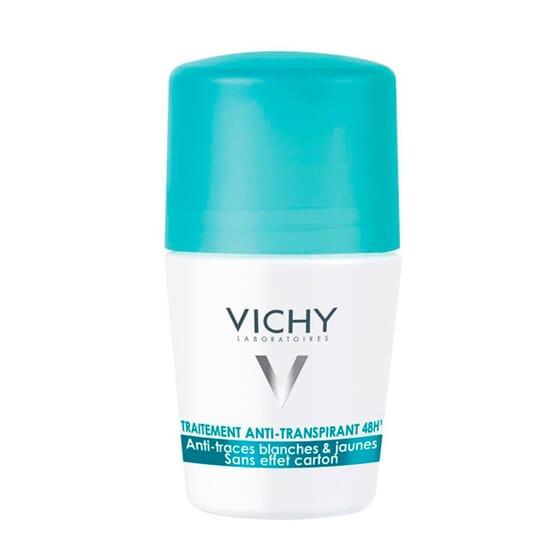 DESODORANTE ANTIMANCHAS 48H ROLL-ON 50ml de Vichy